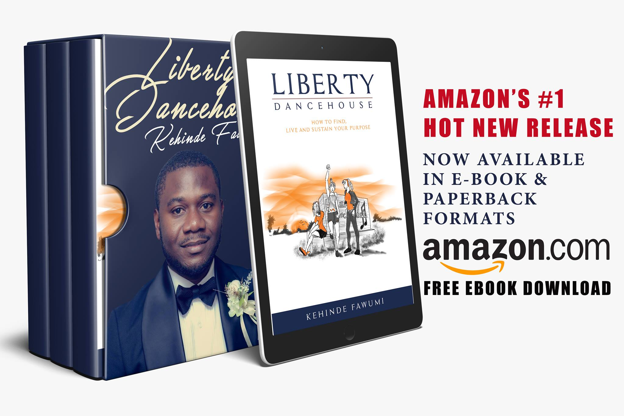 Amazon's #1 Hot New Release – Liberty Dancehouse! <br> <a href='https://www.amazon.com/dp/B075NSVTM4' title='Liberty Dancehouse' target='_blank'>Download FREE Book Now!</a>